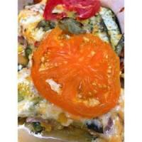Casseroles - Vegetable Sandy's Zucchini Or Yellow Squash Cheese Casserole