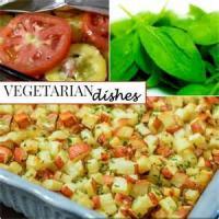 Casseroles - Vegetable -  Sausage Stuffed Squash