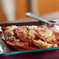 Casseroles - Vegetable -  Wild Mushroom-and-sweet Potato Gratin