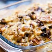 Casseroles - Vegetable Onion Cheese