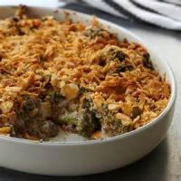 Casseroles - Vegetable -  Wild Mushroom Green Bean Casserole