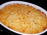 Casseroles - Vegetable Cracker Barrel Hash Brown Casserole