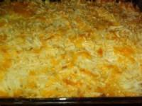 Casseroles - Vegetable -  The Best Ever Hash Brown Casserole