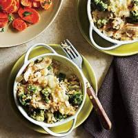 Casseroles - Vegetable Broccoli And Rice By Leigh