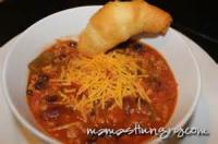Chili - Low Fat Turkey Chili