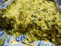 Casseroles - Vegetable Spinach Parmesan Pie