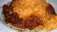 Chili - Beef -  Cincinnati-style Chili