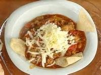 Chili - Turkey Vegetable And Turkey Sausage Chili