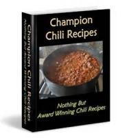 Chili - 1981 World Champ Chili