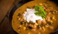 Chili - Vegetable -  Corn And White Bean Chili