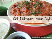 Chili - Combination Italian Style Chili