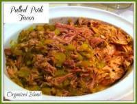 Chili - Pork Green Chili