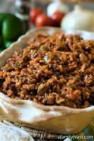 Chili - Beef Quick Chili Rice