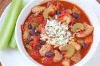 Chili - 5 Spice Chicken Chili