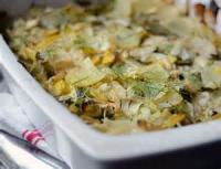 Casseroles - Vegetable Spring Vegetable Gratin
