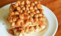 Cookies - Cashew Butterscotch Bars