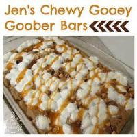 Cookies - Chocolate Goober Bars