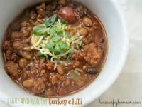 Chili - Healthy Chili