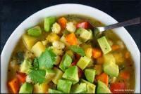 Chili - Vegetarian -  Vegetarian Chili Verde