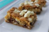 Cookies - Bars -  Cranberry Cheesecake Bars