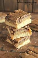 Cookies - Caramel Peanut Bars