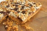 Cookies - Chocolate Walnut Bars