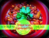 Chili - Vegetarian  By Flower