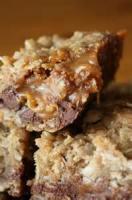 Cookies - Caramel Bars