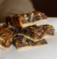 Cookies - Chocolate Pecan Bars