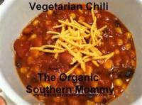 Chili - Vegetarian Chili