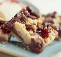 Cookies - Chocolate Raspberry Crumb Bars