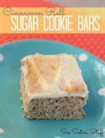 Cookies - Cinnamon Bars