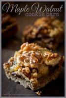 Cookies - Bars -  Maple Walnut Bars