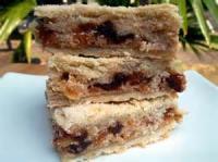 Cookies - Dried Fruit Bars