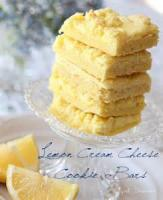 Cookies - Bars -  Lemon Bars
