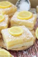 Cookies - Lemon Squares