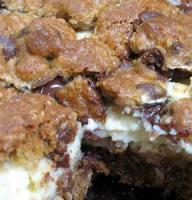 Cookies - Cream Cheese Bars