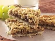 Cookies - French Coconut Pecan Bars