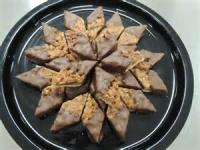 Cookies - Pecan Diamonds
