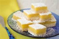 Cookies - Bars -  Lemon Bars By Celene