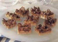 Cookies - Mini Kisses Praline Bars