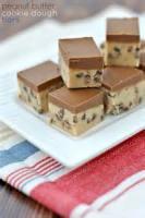 Cookies - Bars -  Peanut Butter Breakfast Bars