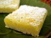 Cookies - Lemon Bars