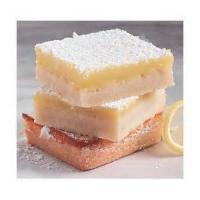 Cookies - Lemon Butter Snowbars