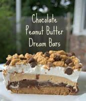 Cookies - Peanut Butter Dream Bars