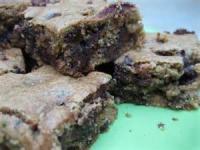 Cookies - Zucchini Bars