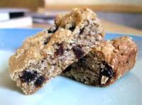 Cookies - Bars -  Raisin-nut Bars