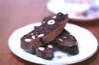 Cookies - Chocolate Espresso Hazelnut Biscotti