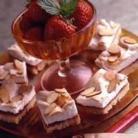 Cookies - Strawberry Meringue Bars