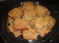 Cookies - Sugar-free Raisin Bars